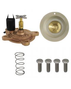 """Weathermatic-30-11SAK-Valve Rebuild Kit for 1-1/2"""" Bronze Bullet Valves (F)"""