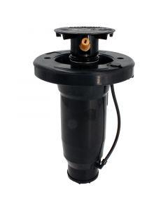 "Weathermatic-D70C50A-1¼"" Full Circle Rotor, w/Check Valve, #50-Black Nozzle"