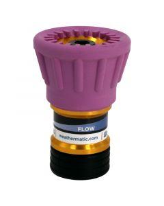 "Weathermatic-DN100HSMP-HotShot™ Multi-Pattern Hose Nozzles, 1"" hose thread [Lavender]"