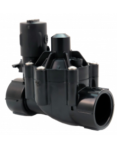 "Weathermatic-N-100S-H Light Duty Nitro Plastic Valve (1"" SLIPxSLIP, No Flow Control)"