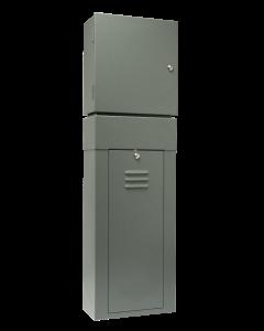 Weathermatic-SLPED-ENC-M-1600 SL Series Pedestal Enclosure- (Powder-coated Metal Enclosure with Pedestal for PL1600/SL1600)