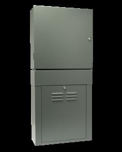 Weathermatic-SLPED-ENC-M-4800 SL Series Pedestal Enclosure- (Powder-coated Metal Enclosure with Pedestal for PL4800/SL4800/SL9600TW)
