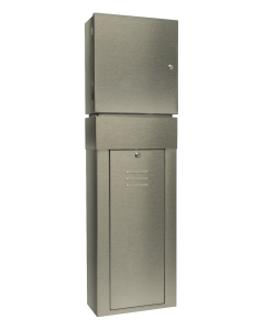 Weathermatic-SLPED-ENC-SS-1600 SL Series Pedestal Enclosure- (Stainless Steel Enclosure with Pedestal for PL1600/SL1600)