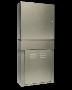 Weathermatic-SLPED-ENC-SS-4800 SL Series Pedestal Enclosure (Stainless Steel Enclosure with Pedestal for PL4800/SL4800/SL9600TW)