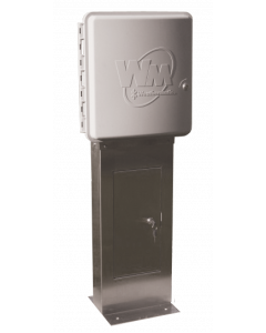 Weathermatic-SLPED-4800 SL Series Pedestal- (Stainless Steel Pedestal for PL4800/SL4800/SL9600TW)