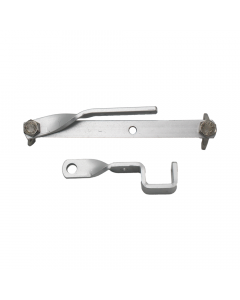 Weathermatic-SLW1-5BSA-Aluminum Mounting Bracket for SLW1 & SLW5 Weather Stations