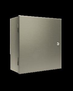 Weathermatic-SLWM-SS-1600 SL Series Wall Mount Enclosure- (Stainless Steel Wall Mount Enclosure for PL1600/PL1620/SL1600/SL1620)