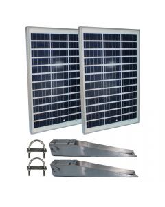 Weathermatic-SOLARPAN-50-50-Solar Panel Assembly (50 watt) for Smartline Solar Controllers
